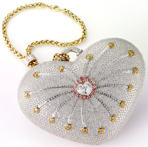 Mouawad 1001 Nights Diamond Purse: US$3.8 mio.