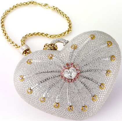 World's most valuable handbag by Mouawad.