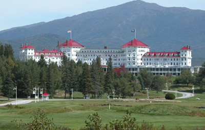 Mount Washington Hotel.