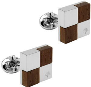 Mulberry Domino Cufflinks: €125.
