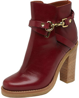 Mulberry Dorset High Heel Bootie: €690.