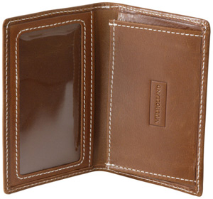 Mulholland Business Card Wallet: US$65.