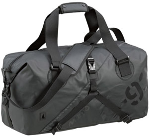 Musto Men's Black Yacht Holdall: €139.