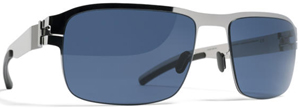 Mykita Lenny men's sunglasses.