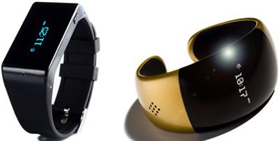 MyKronoz smartwatches ZeWatch & ZeBracelet.