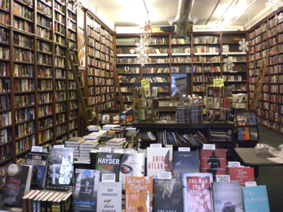 The Mysterious Bookshop, 58 Warren St, New York City, NY 10007-1099, U.S.A.