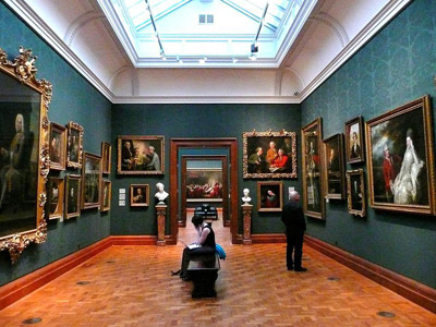 National Portrait Gallery, London.
