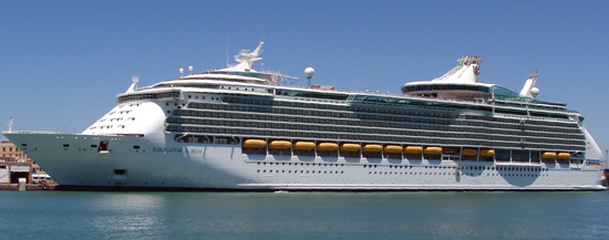 MS Navigator of the Seas.