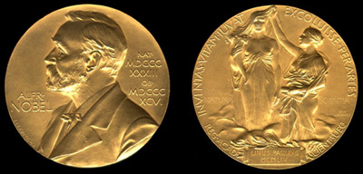 The Nobel Prize in Literature.