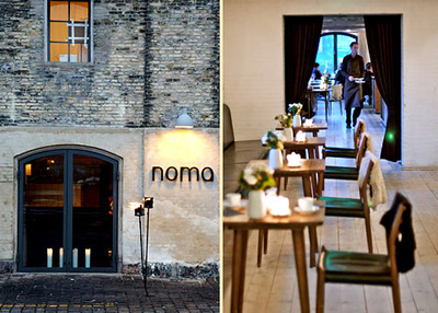 NOMA, Strandgade 93, 1401 Copenhagen K, Denmark. Ranked as the Best Restaurant in the World by Restaurant Magazine: 2010, 2011, 2012 & 2014.