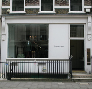 Norton & Sons, 16 Savile Row.