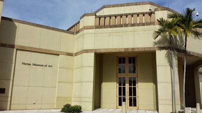 Norton Museum of Art, 1451 S. Olive Avenue, West Palm Beach, FL 33401.