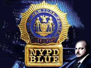 NYPD Blue: 1993-2005.