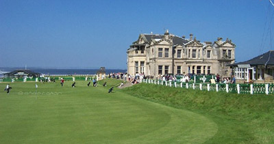 Old Course at St Andrews, West Sands, St Andrews KY16 9XL, Scotland, U.K.