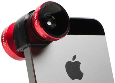 olloclip 4-in-1 iPhone Lens.