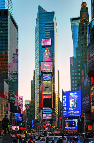 One Times Square, 1 Times Square, New York City, NY 10036, U.S.A.