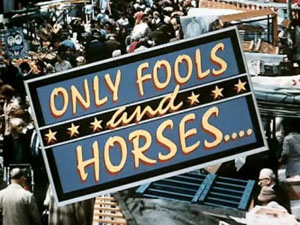 Only Fools and Horses: 1981-2003.