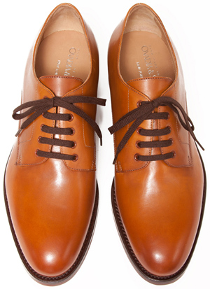 Ovadia & Sons Saddle Calf Midwood Laceup men's shoes: US$595.