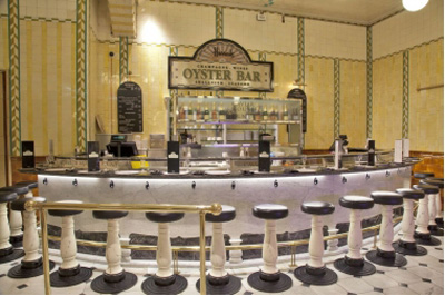 Oyster Bar Harrods, 87-135 Brompton Road, Knightsbridge, London SW1X 7XL, England, U.K.