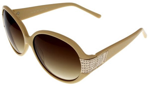 Cesare Paciotti Sunglasses Women CPS 157 1 Oval: US$174.45.
