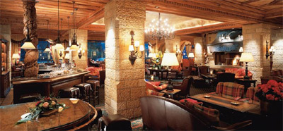 Gstaad Palace Bar & Lounge, Palacestrasse 28.