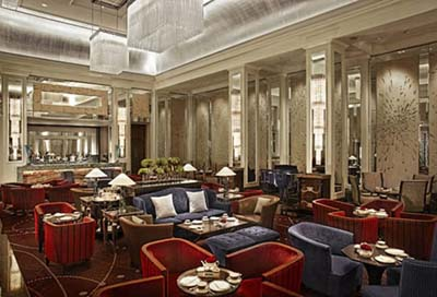 The Palm Court at The Langham, 1c Portland Place, Regent Street, Marylebone, London W1B 1JA, England, U.K.