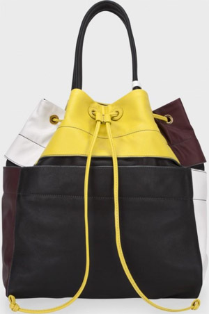 Paul Smith Colour Block Duffle Bag: €1,395.
