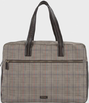 Paul Smith Prince Of Wales Check Franklin Holdall: €449.
