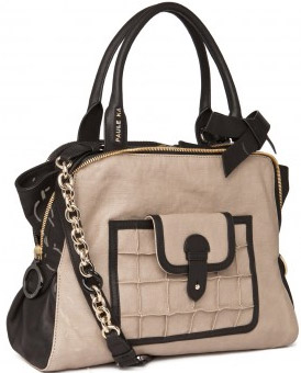 Paule Ka Canvas Bag: €:550.