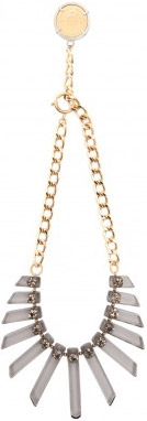 Paule Ka necklace: €190.