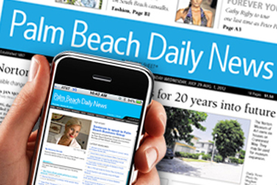 Palm Beach Daily News.