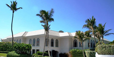 Palm Beach Country Club, 760 North Ocean Boulevard.