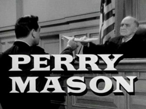 Perry Mason (TV series): 1957-1966.