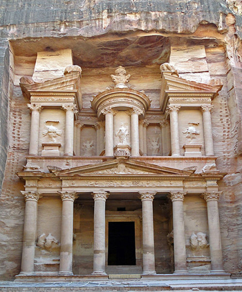 Petra, Ma'an Governorate.