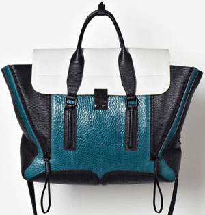 Philip Lim Pashli Satchel Bag: US$975.