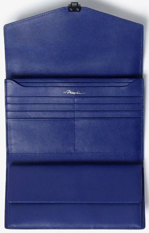 Philip Lim Wednesday Trifold women's wallet: US$395.