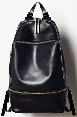 Philip Lim Zip Around Women's Backpack: US$1,100.