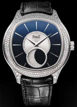Piaget Emperador Cushion Watch.