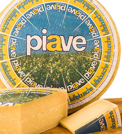 Piave cheese.