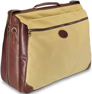 Pickett Canvas Garment Bag: £675.