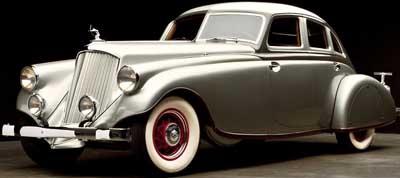 Pierce-Arrow Silver Arrow 1933.