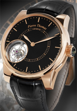 Pierre Thomas Tourbillon XXL.