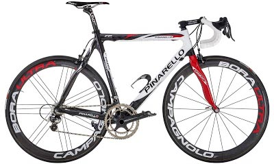 Pinarello bicycle.