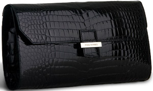 Pinel & Pinel Le No crocodile clutch bag.