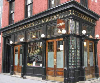 P.J. Clarke's, 915 Third Avenue, at 55th Street, New York City, NY 10022.