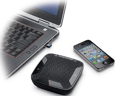 Plantronics Calisto 620 Bluetooth Speakerphone: US$111.49.