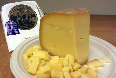 Pleasant Ridge Reserve cheese.