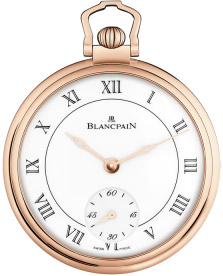Blancpain Villeret Pocket Watch.