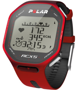 Polar RCX5 - Sports Watch With GPS.