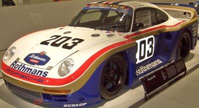 Porsche 961.